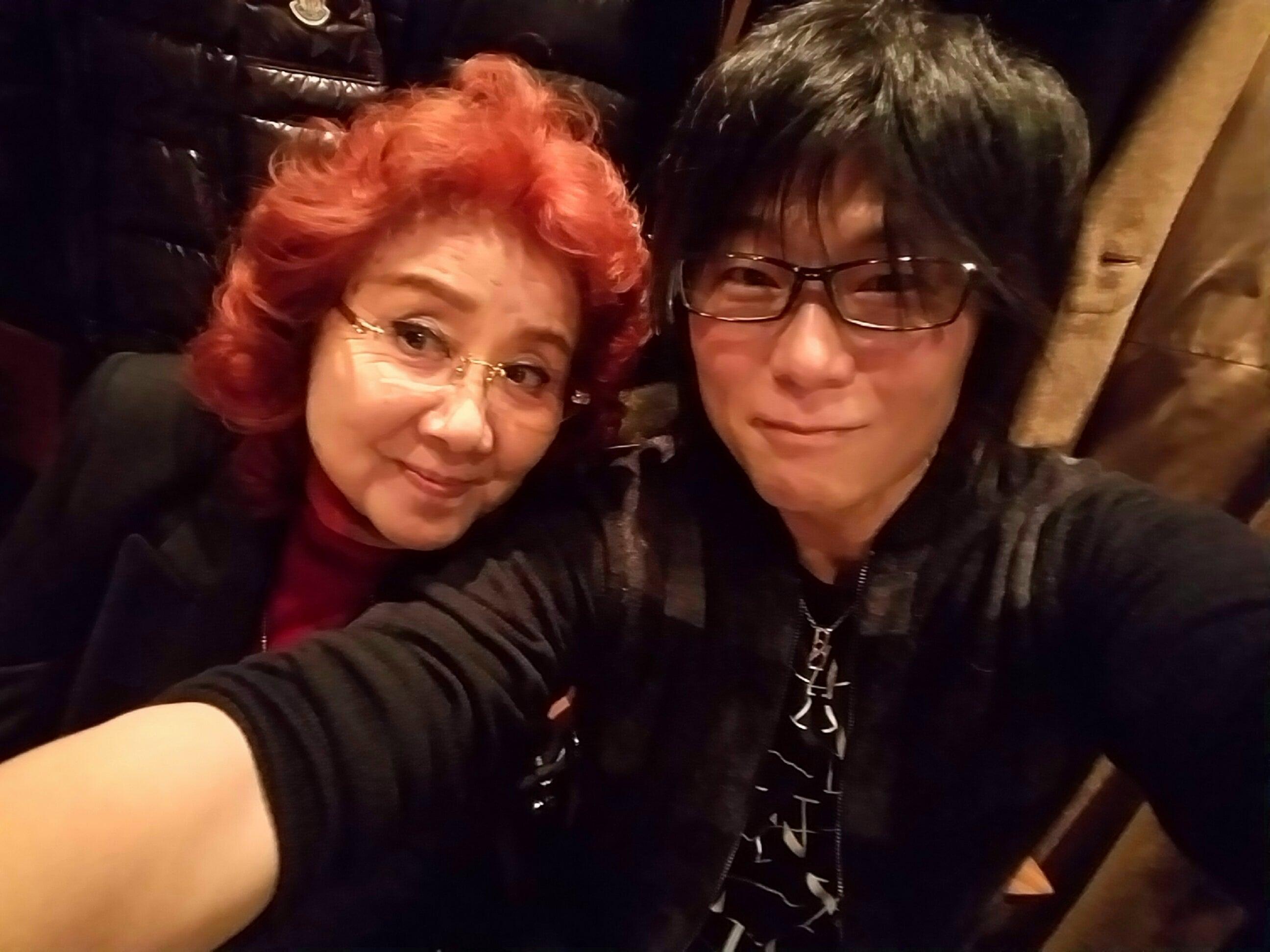 野沢雅子さんおめでとうございます! 森川智之オフィシャルブログ Powered by Ameba