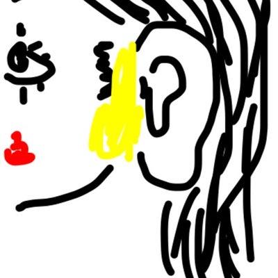 鼻整形5日目 ※グロ画注意の記事に添付されている画像
