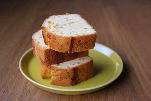 金柑ピールのパウンドケーキ02