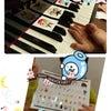 年少さんのピアノレッスンの画像