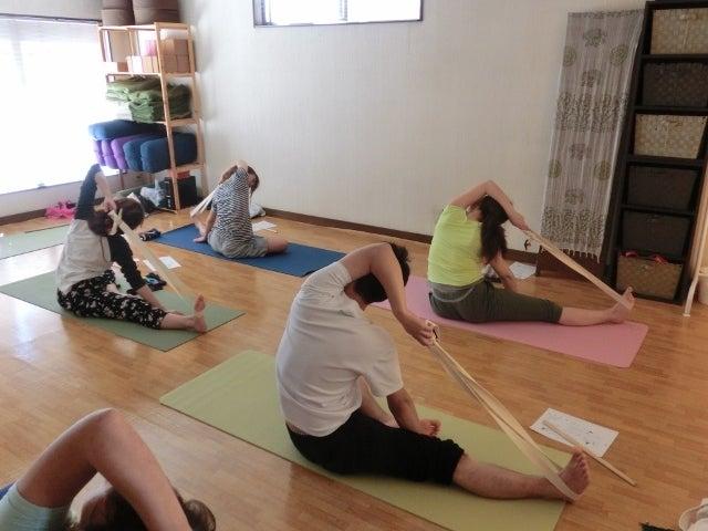 5月31~6月7日に関西&香川で操体法+ヨガ、リラクゼーションマッサージが受けられます!の記事より