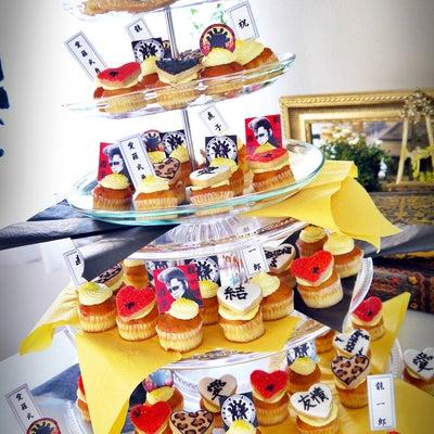 #氣志團#ウエディングケーキの記事に添付されている画像