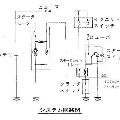 S2000のクラッチ スタート システムについて その2の記事に添付されている画像