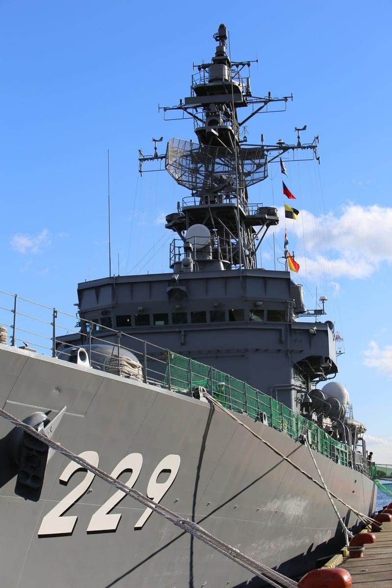 Let's begin!海自・護衛艦「あぶくま」(DE-229)艦艇広報・阪神基地隊  12/11・・・その1