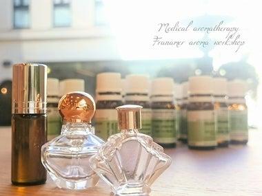 アロマ香水作り講座