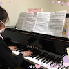 卒業式の合唱の伴奏じ~んときてしまいます。の画像