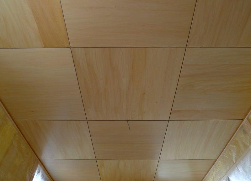 寝室 天井