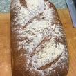 ガーリック玄米食パン…