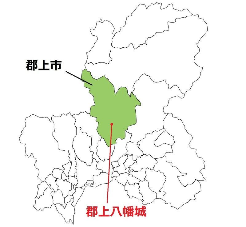 日本一面白いお城(多分):郡上八幡城(岐阜県郡上市 ...