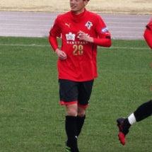 ロアッソ熊本 林選手