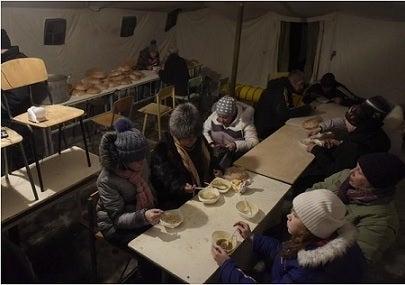 ウクライナ 市民