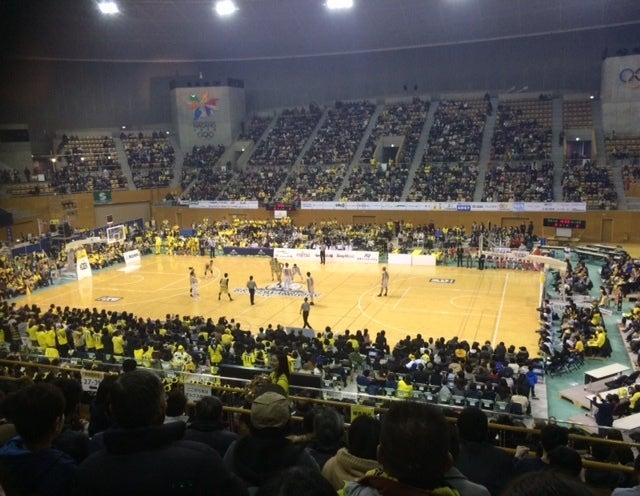 長野LOVE、サッカー好きアラサー奮闘記最高の週末(バスケ編) 信州vs広島 INホワイトリング