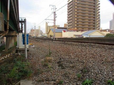 大阪環状線貨物支線(大阪港線)...