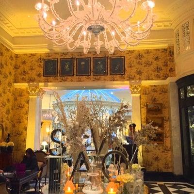 ロンドン最高峰のアフタヌーンティーは五つ星名門ホテルThe Savoyで決まり!の記事に添付されている画像