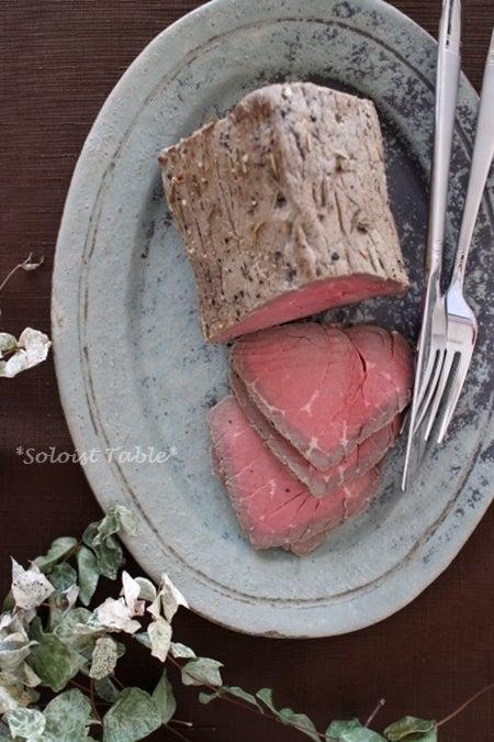 作り方 オーブン ローストビーフ