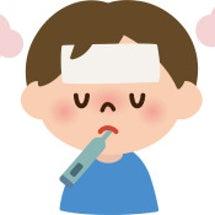 「自閉症児のインフル…