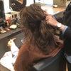 波ウエーブの和装洋髪〜撮影からの画像