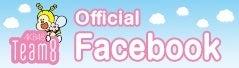 AKB48 Team 8 Official Facebookページ