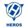 株式会社 HEROS 様 ロゴの画像