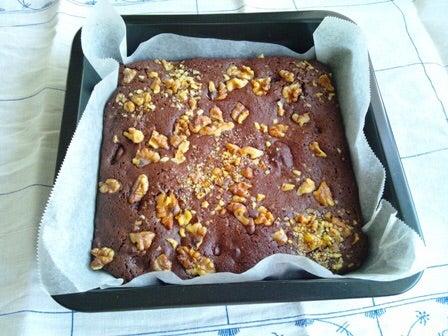 ブラウニー レシピ チョコ