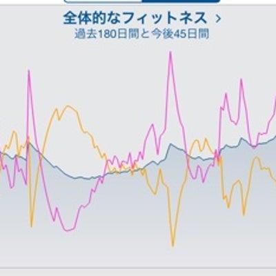 Training Peaksを一年ちょっと使って気づいた点の記事に添付されている画像