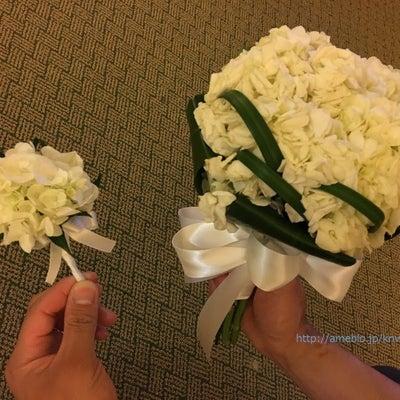 どこで妥協するか…写真&装花*テラスバイザシーの記事に添付されている画像