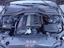 BMW 530 ハイライン エンジン