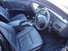 BMW 530 ハイライン 運転席
