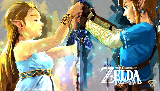 でぃーごのゲーム三昧!!ゼルダの伝説 ブレスオブザワイルド 新しいスクリーンショットを公開!!コメント