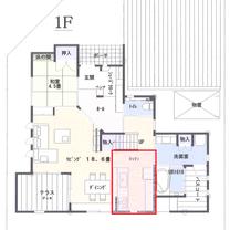 【WEB内覧会-入居前】キッチン ~ リモコンニッチの記事に添付されている画像