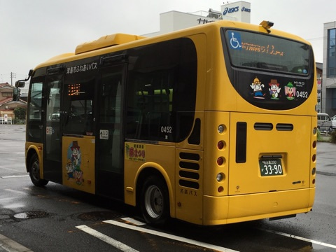 L-163-2) 津島市ふれあいバス A...