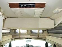 キャンピングカー マニトバ クラシック ベッド