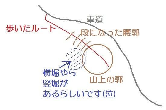 【図】山崎城
