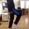 宮崎ボーイズリーグ選手の股関節痛の画像