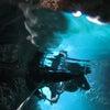 青の洞窟ツアー&パラセーリングなら専門店のテイクダイブ!!専用ボートで青の洞窟に行ける確率UP♪の画像