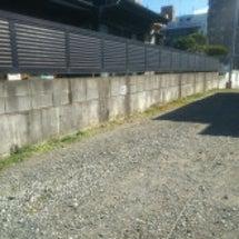 またもや駐車場