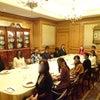 世界に通用するテーブルマナー講座@リッツカールトン大阪の画像