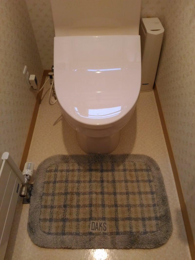 トイレ事情とバスマット アボアボ日記