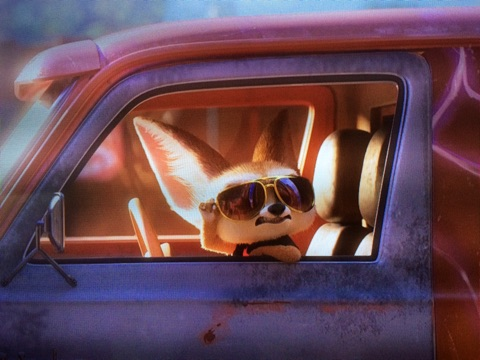 フィニックの車の音楽