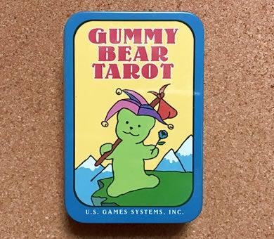 Gummy Bear Tarot グミベア