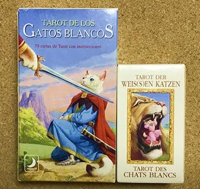 White Cats Tarot ホワイトキャッツ ホワイトキャット