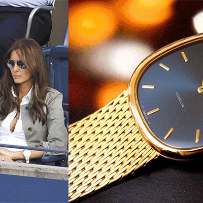 各国首脳クラスの腕時計を見てみよう!の記事に添付されている画像