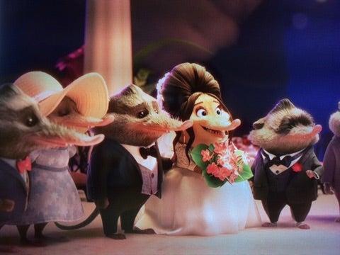 フルーフルーの結婚式