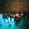 青の洞窟ボートツアー&パラセーリングなら専門店のテイクダイブ!!青の洞窟に行ける確率UP♪の画像