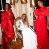 Beyoncé 2017年2月妹主催のパーティーで楽しむの画像