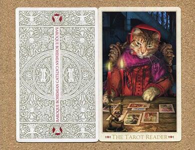 Bohemian Cats tarot ボヘミアンキャッツ