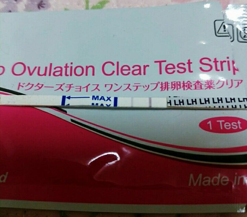 ドクターズチョイス 排卵検査薬で妊娠検査