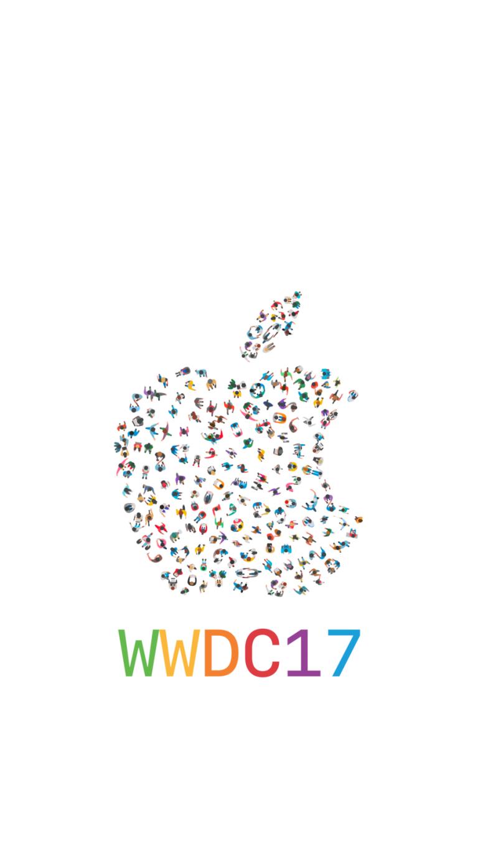 Apple Wwdc2017 公式サイトのデザイン壁紙が公開だよ わかぽんた
