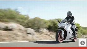 DUCATI SUPERSPORTS 939 movie youtube
