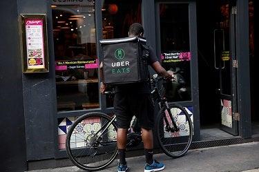 Uber Eats(ウーバーイーツ)で稼げないまま ...